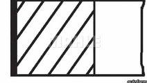 Set segmenti piston OPEL CORSA D Van MAHLE ORIGINA...