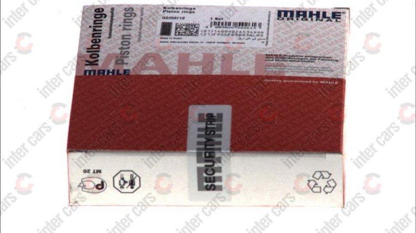 Set segmenti piston PEUGEOT PARTNER Combispace 5F Producator MAHLE ORIGINAL 039 24 N0