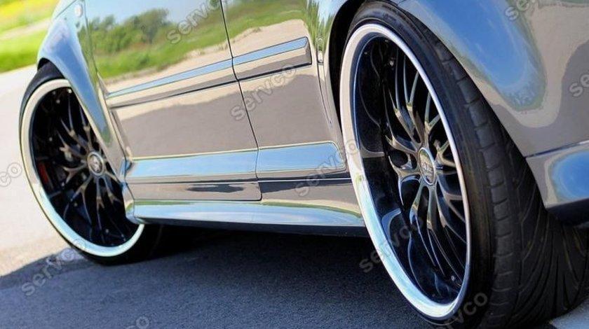 Set Sline prelungiri extensii praguri tuning sport Audi A3 8P Coupe S3 Rs3 2005-2008 v1