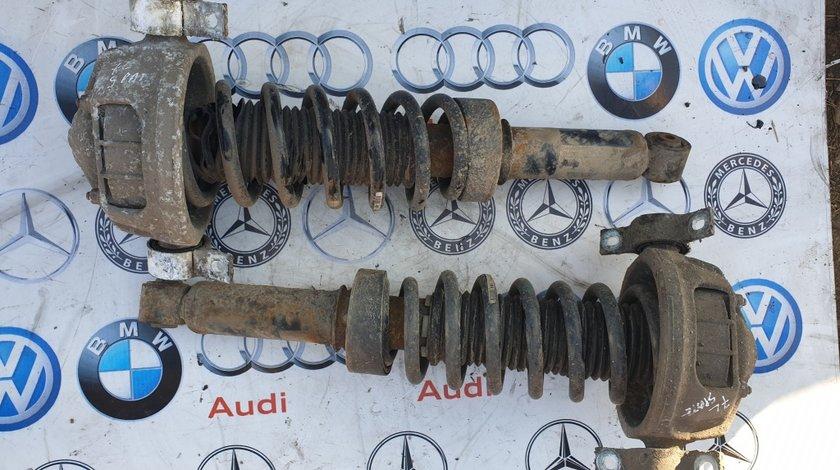 Set spate Amortizoare + arcuri + flanse VW Touareg 7L
