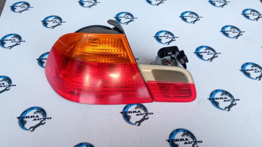 Set stanga stopuri BMW E46 coupe