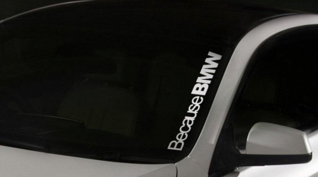 Set Stickere Bmw Negru