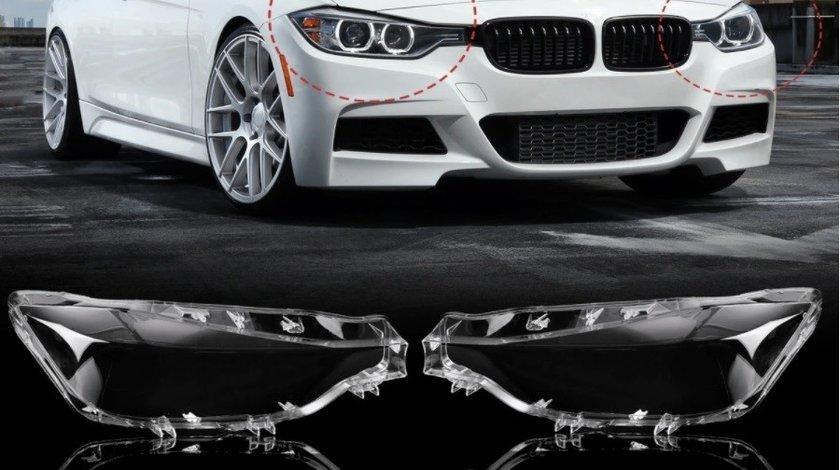 Set sticle faruri BMW Seria 3 F30/ F31 (11-18)