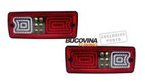 SET STOPURI LED MERCEDES BENZ W463 G-Class (1989-2...