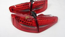 Set stopuri led Originale Audi A4 B8 8K Sedan - li...