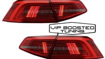 Set Stopuri LED VW Passat B8 3G (2015-2019) Sedan ...