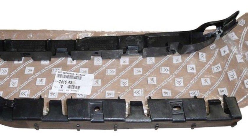 Set suporti laterali bara spate pe aripa originali peugeot 307