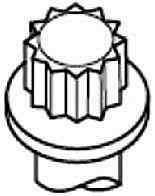 Set surub chiulasa MITSUBISHI ECLIPSE Cabriolet D5A GOETZE 22-76001B