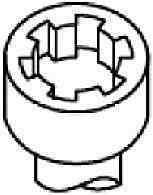 Set surub chiulasa VW GOLF IV Variant 1J5 PAYEN HBS246