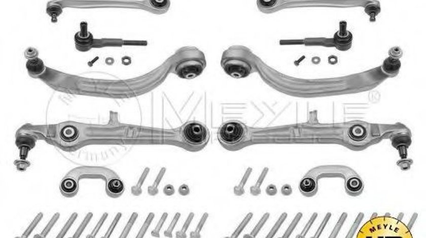 Set, suspensie roata AUDI A4 (8EC, B7) (2004 - 2008) MEYLE 116 050 0085/HD produs NOU