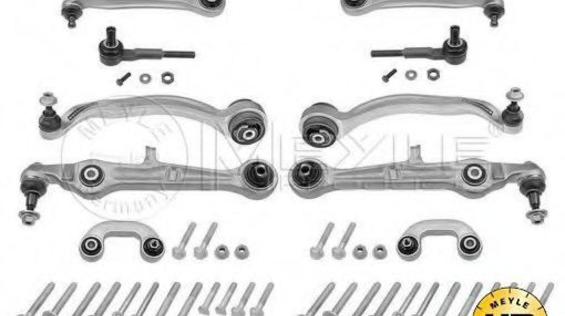 Set, suspensie roata AUDI A4 Cabriolet (8H7, B6, 8HE, B7) (2002 - 2009) MEYLE 116 050 0083/HD produs NOU