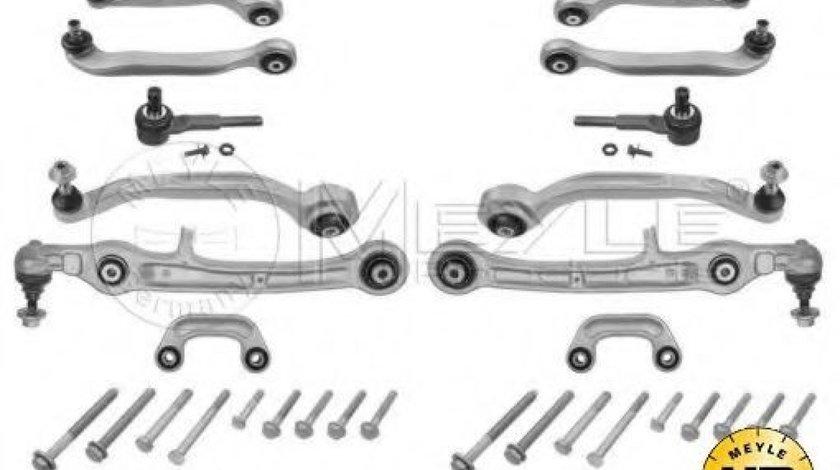 Set, suspensie roata AUDI A6 (4F2, C6) (2004 - 2011) MEYLE 116 050 0095/HD produs NOU