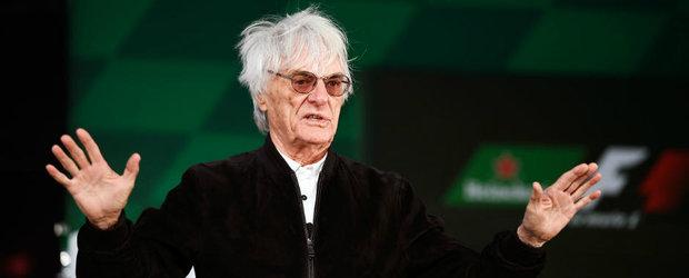 Sfarsitul erei Ecclestone. Formula 1 a fost vanduta americanilor pentru 8 miliarde de dolari