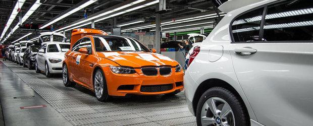 Sfarsitul unei ere: Legendarul BMW M3 Coupe iese din productia de serie