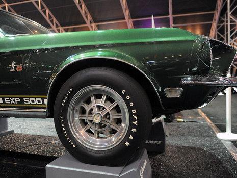 Shelby EXP 500 Green Hornet