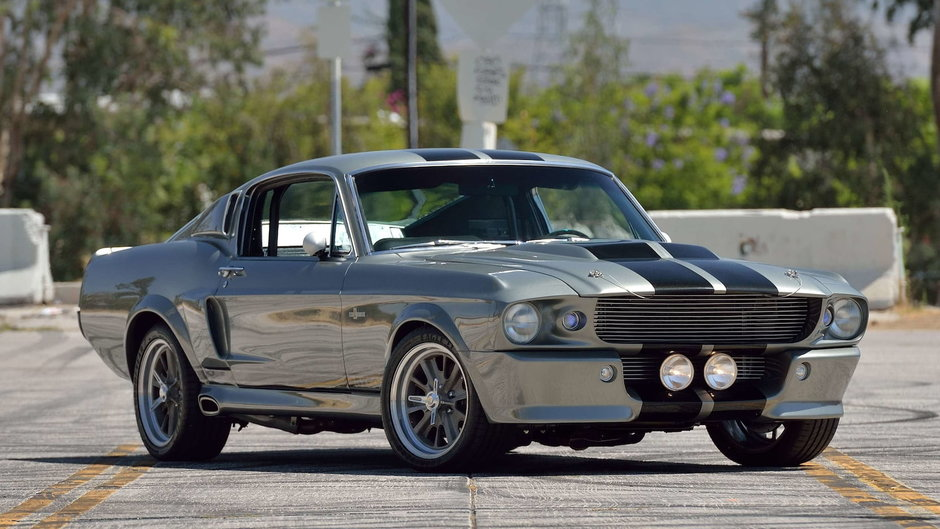 Shelby GT500 Eleanor de vanzare