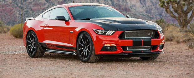 Shelby pune ochii si mana pe noul Ford Mustang EcoBoost