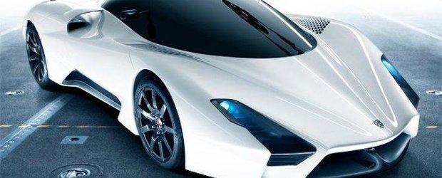 Shelby Supercars a vandut deja 10 unitati de Tuatara pentru Dubai