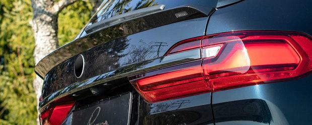 Si-a cumparat cel mai luxos SUV de la BMW si l-a dat pe mana tunerilor. Modificarile l-au costat peste 16.000 de euro