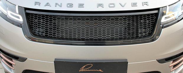 Si-a dat SUV-ul de 50.000 de euro pe mana celor de la Lumma Design. Cat l-a costat distractia