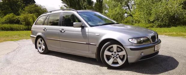 Si-a facut BMW-ul diesel mai rapid decat un M3 cu motor V8. Cat l-a costat toata distractia