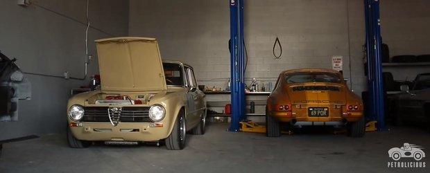 Si-a facut singur o Alfa Romeo Giulia. Asta inseamna pasiunea adevarata!