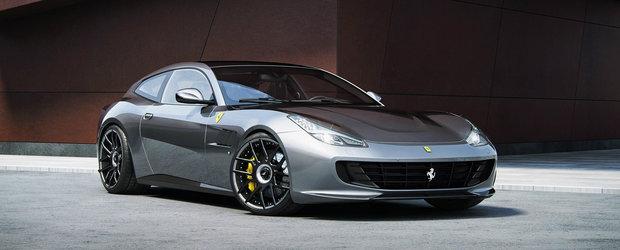 Si-a luat un Ferrari cu 610 cai putere sub capota, dar nu i-au fost de ajuns. Ce poate acum motorul V8