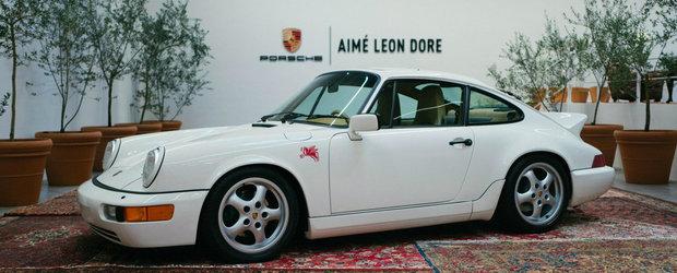 Si-a restaurat vechiul 911 in colaborare cu Porsche. Interiorul facut la comanda este piesa de rezistenta a intregului proiect