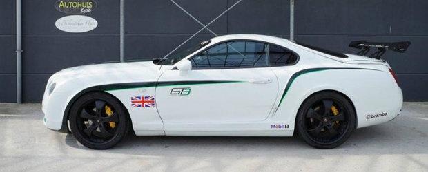Si-a transformat vechea Toyota Supra in Bentley de curse, iar acum vinde masina pe internet