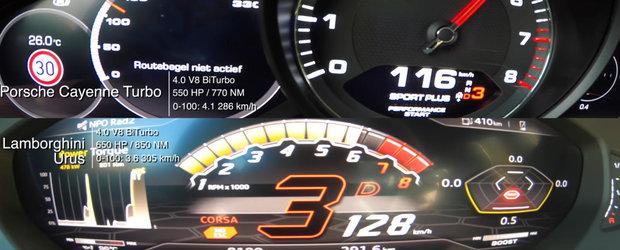 Si ce daca are cu 100 CP mai putin? Noul Cayenne Turbo arata ca poate sta oricand langa cel mai rapid SUV din prezent