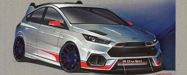 Si ce daca Ford renunta la proiectul Focus RS? Industria tuningului ne-a pregatit deja ceva mai palpitant