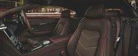 Si da Vinci ar aprecia un asemenea interior. Vilner reface integral cabina unui Maserati GranCabrio