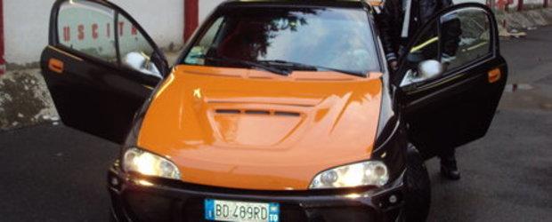 Si in Italia se tuneaza: Opel Tigra by Catalin