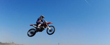 Si motociclistii au ce sa vada la Salonul Auto Moto 2015!