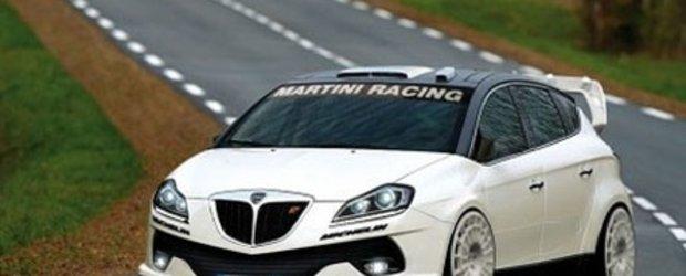 Si timpul va sta in loc... Lancia Delta Integrale 2011