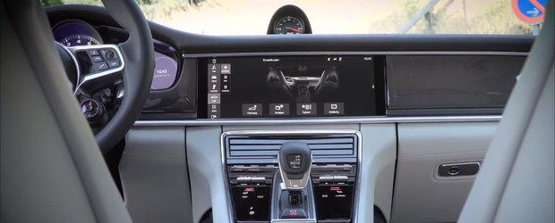 Si tu adori noul Panamera? Intra AICI ca sa descoperi toate secretele super-limuzinei germane