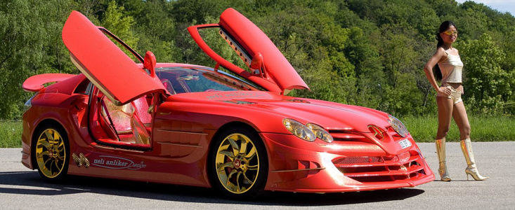 Si urat, si scump: SLR-ul 999 Red Gold Dream, de vanzare pentru 11 milioane dolari