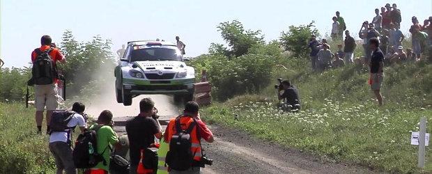 Sibiu Rally 2013: Rezumatul celei de-a cincea etape a CNR Dunlop 2013