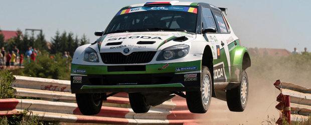 Sibiu Rally Challenge, festival de motorsport pe 9-12 octombrie
