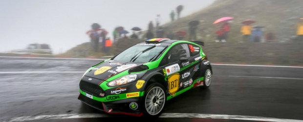 Sibiu Rally Challenge promite un spectacol pe cinste cu 72 de echipaje la linia de start si masini care mai de care