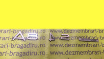 "Sigla ""QUATTRO"" Audi A8 D3/4E [2002 - 2005] Sedan ..."