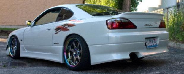 Silvia S15 sau cum arata un vis japonez...