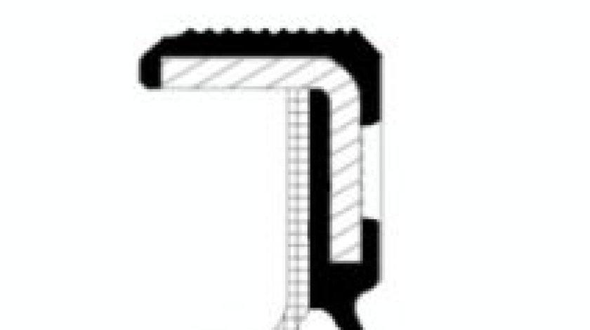 Simering, arbore cotit MAZDA 2 (DY) (2003 - 2016) CORTECO 20029116B produs NOU