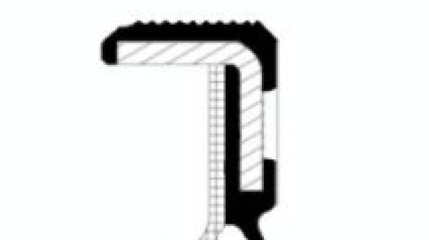 Simering, arbore cotit NISSAN QASHQAI / QASHQAI +2 (J10, JJ10) (2007 - 2013) CORTECO 20030112B produs NOU