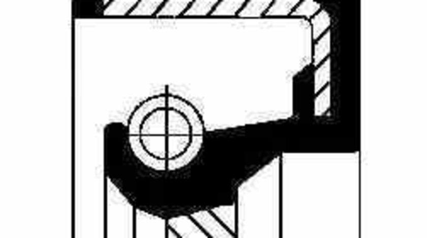 Simering arbore cotit SETRA Series 400 CORTECO 20029786B