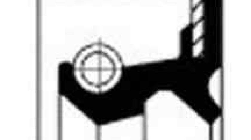 Simering, arbore secundar RENAULT TRUCKS Magnum CORTECO 01034633B