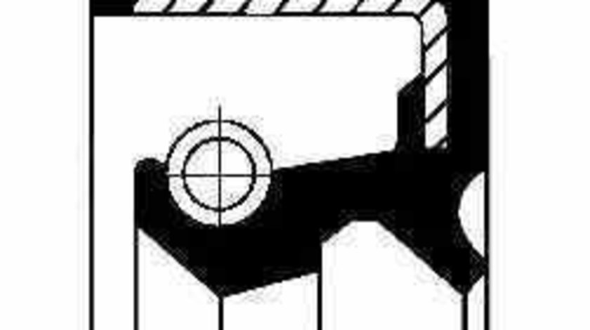 Simering, arbore secundar RENAULT TRUCKS Magnum CORTECO 12015028B
