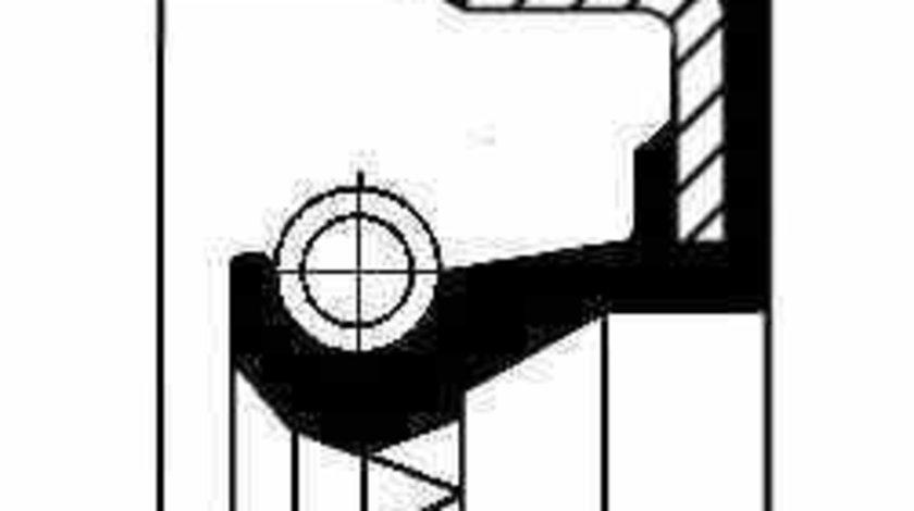 Simering butuc roata MAN M 2000 M CORTECO 01019888B