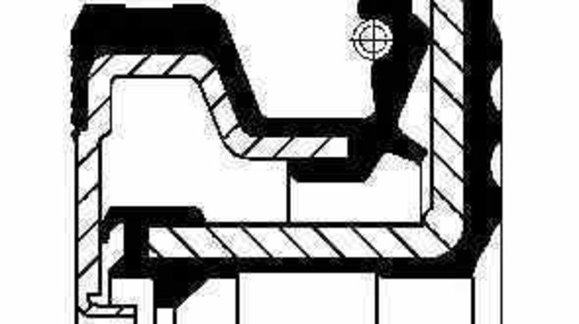 simering butuc roata Producator CORTECO 01025609B