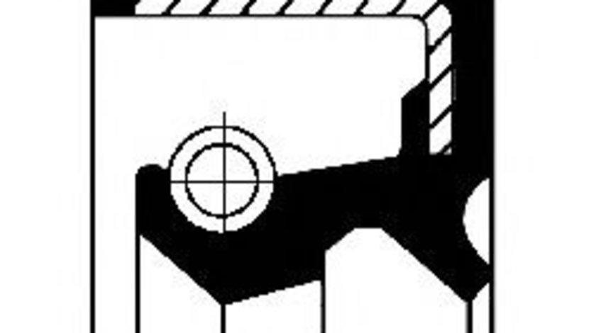 Simering, cutie de transfer FIAT DUCATO platou / sasiu (230) (1994 - 2002) CORTECO 01033426B piesa NOUA